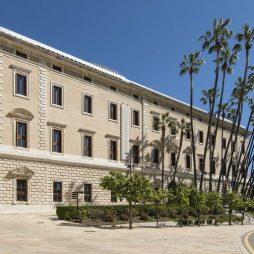 Museo de Málaga. Palacio de la Aduana.
