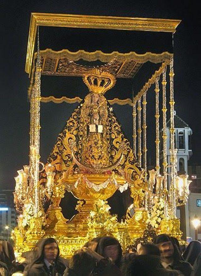 Nuestra Señora de Los Dolores Coronada (Dolores del Puente)