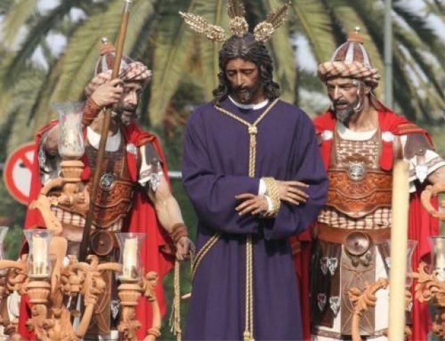 Nuestro Padre Jesús de la Soldedad, Negaciones y Lágrimas de San Pedro (Dulce Nombre)