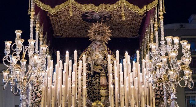 María Santísima de La Trinidad Coronada (El Cautivo)