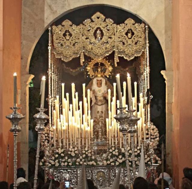 María Santísima de la Candelaria (el Huerto)