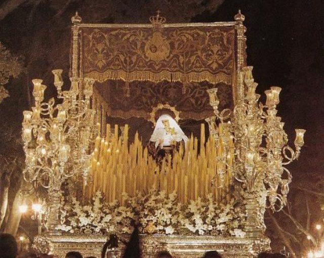 Nuestra Señora de La Soledad (Sepulcro)