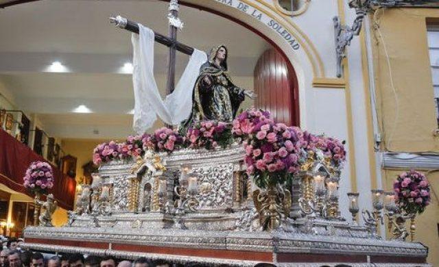 Nuestra Señora de La Soledad (Traslado)