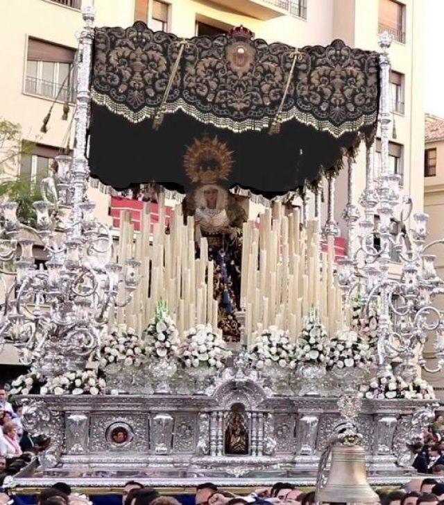 María Santísima de La Paz (Cena)