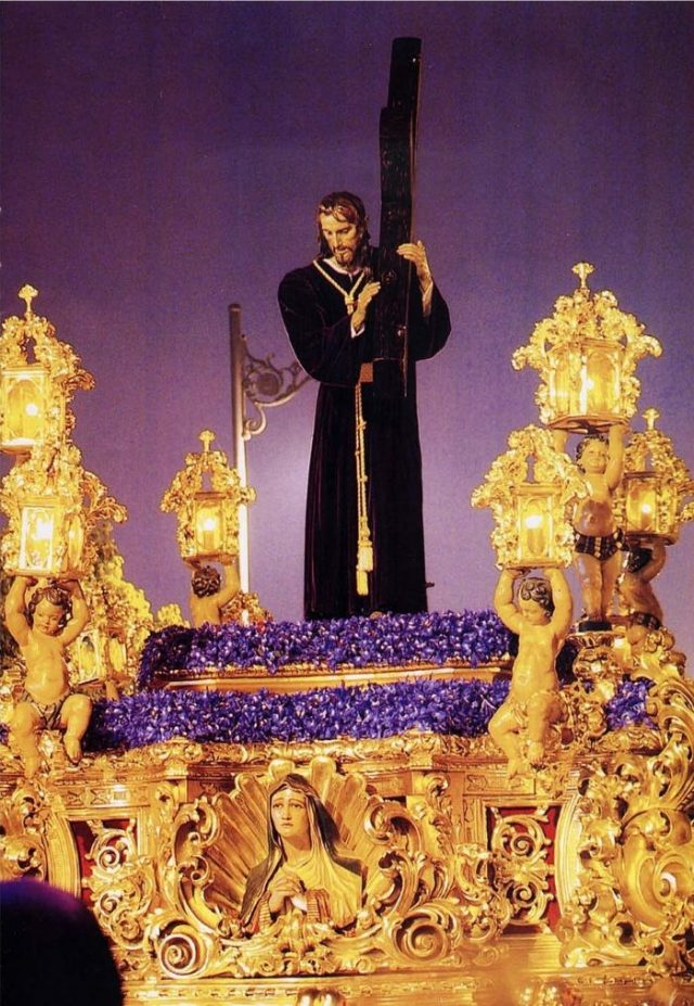 Dulce Nombre de Jesús Nazareno del Paso (Esperanza)