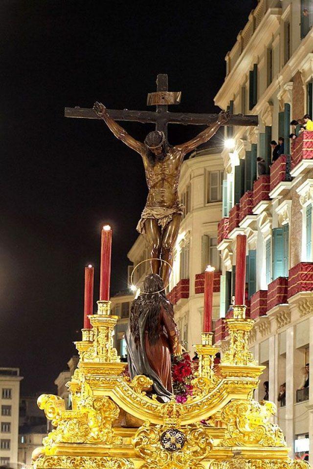 Santísimo Cristo de La Buena Muerte y Ánimas (Mena)