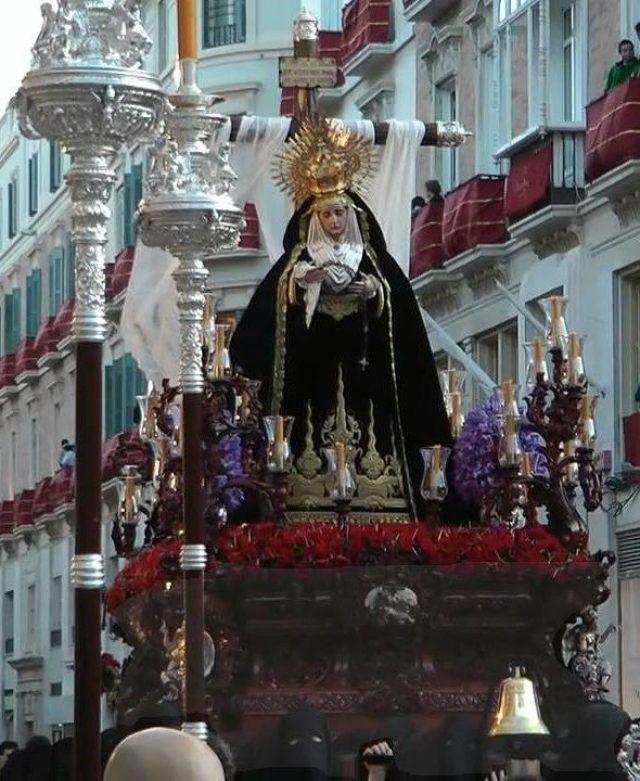Ntra. Señora de Los Dolores en su Amparo y Misericordia (Santa Cruz)