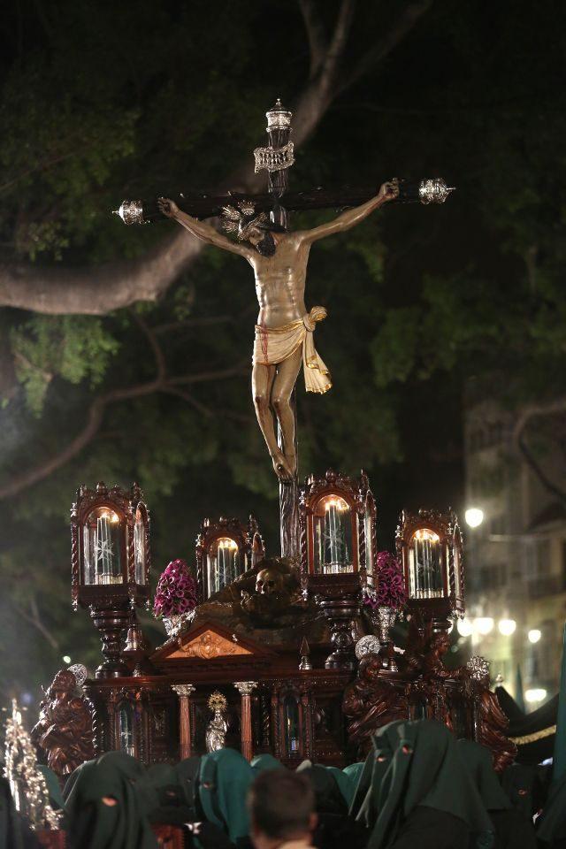 Stmo. Cristo de la Vera Cruz y Sangre (Fusionadas)