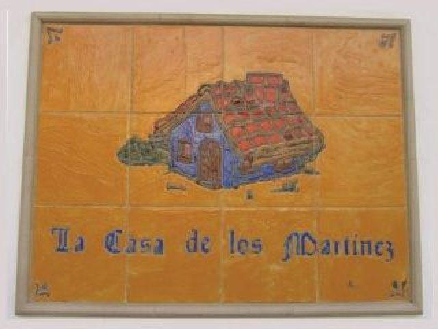 Restaurante La Casa de los Martínez