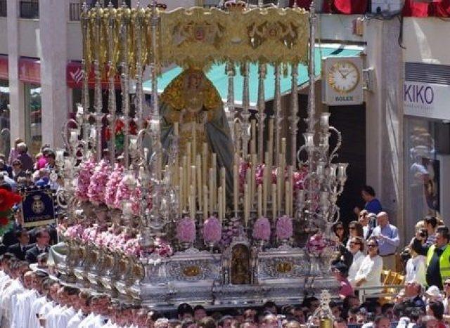 María Santísima Reina de Los Cielos (Resucitado)