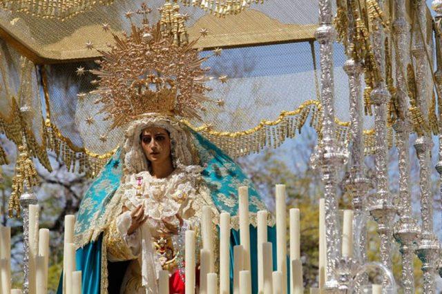 María Stma. del Dulce Nombre y San Francisco de Asís