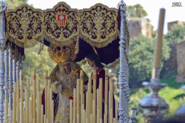 Ntra. Madre Señora de la Merced y San Juan Evangelista
