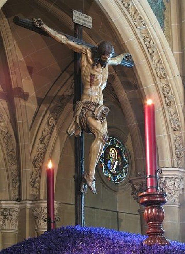 Santísimo Cristo de la Redención (Dolores de San Juan)