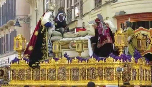 Santísimo Cristo Yacente de la Paz y la Unidad (Monte Calvario)