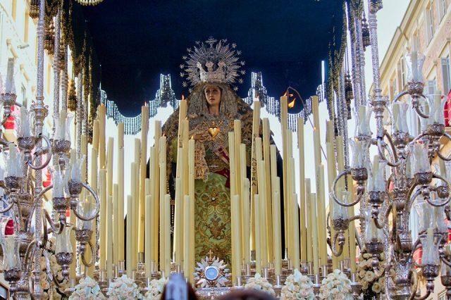Stma. de Dolores y Esperanza (Humildad y Paciencia)